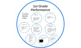 1st Grade Performance
