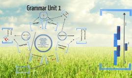 Grammar Unit 1 All tenses