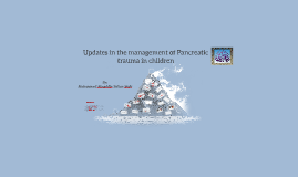 Updates in the management of Pancreatic trauma in children