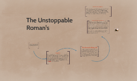 The Fighting Romans