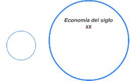 Economía del siglo xx