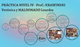 PRÁCTICA NIVEL IV