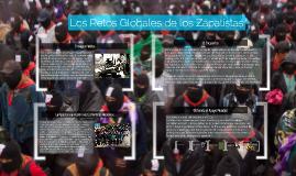 Los Retos Globales de las zapatistas