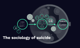 The sociology of suicide
