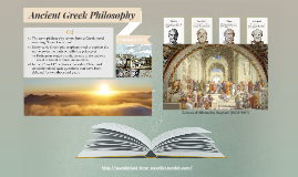 Ancient Greece: Philosophy