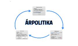ÁRPOLITIKA