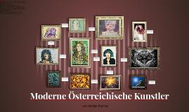 Moderne Österreichische Kunst