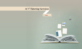 ACT Tutoring Services