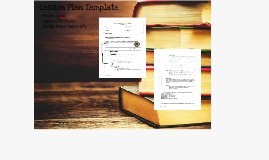 SAU Lesson Plan Template