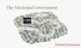 The Municipal Governmentt