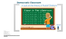 Democratic Classroom