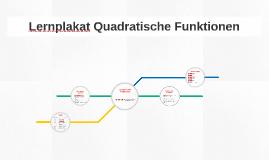 Lernplakat Quadratische Funktionen/Gleichungen by beate ried on Prezi
