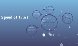 Speed of Trust Final