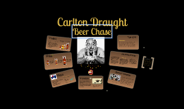 Carlton Draught: Beer Chase