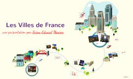 Copy of Les Villes de France