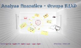 Analyse financière - Groupe Iliad