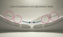 Claim and adjustment letter by lloyd paares on prezi altavistaventures Image collections
