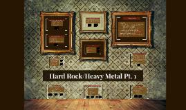 Hard Rock/Heavy Metal I