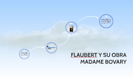 FLAUBERT Y SU OBRA MADAME BOVARY