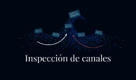 Inspección de canales