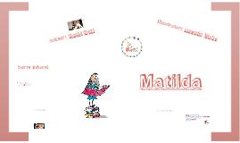 Boekpromotie Matilda