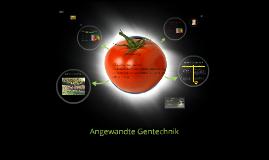 Angewandte Gentechnik