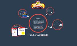 Copy of Productos Dianita