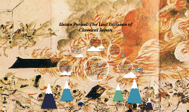 Heian Period: The Last Division of Classical Japan