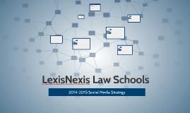 2014-2015 Law Schools