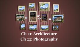 Ch 21: Architecture