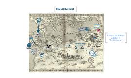 The Alchemist - Monomyth Flowchart