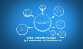 Greek Debt Restructure