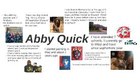 Abby Quick