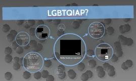Copy of Seksualiteit - Les 1 - LGBTQIAP?