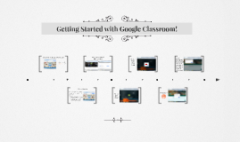 Getting Started with Google Classroom!