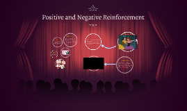 Negative and Positive Reinforcement