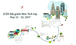 New York Trip - 2017