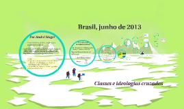 Brasil, junho de 2013