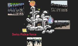 swiss police force