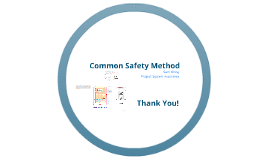 Common Safety Method sharing by PSA