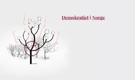 Demokratiet i Norge