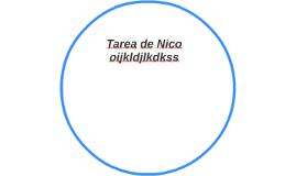 Tarea de Nico
