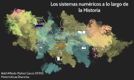 Los sistemas numéricos a lo largo de la Historia