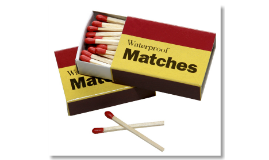 The Invention of Matches
