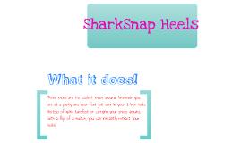 SharkSnap Heels