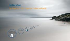 Non-reusable water bottles