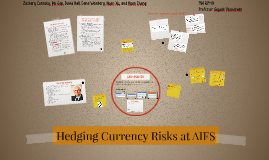 hedging currency risks at aifs excel Fin 417 hbs case: hedging currency risks at aifs where to get the case: hedging currency risks at aifs, harvard business school case, #9-205-026, 2007 this.