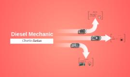 Diesel mMechanic