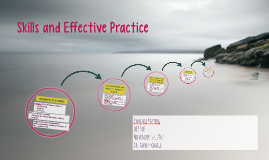 Skills and Effective Practice