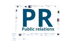 Public relations/Shah